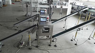 西泰克公司自主研发高精度静态检重秤!