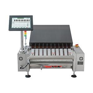 多列检重秤SCW/B-N西泰克自主研发生产
