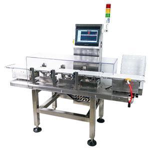 超高速检重秤SCW/B6西泰克自主研发生产
