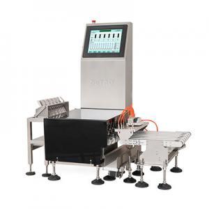 多列高精度检重秤西泰克自主研发生产